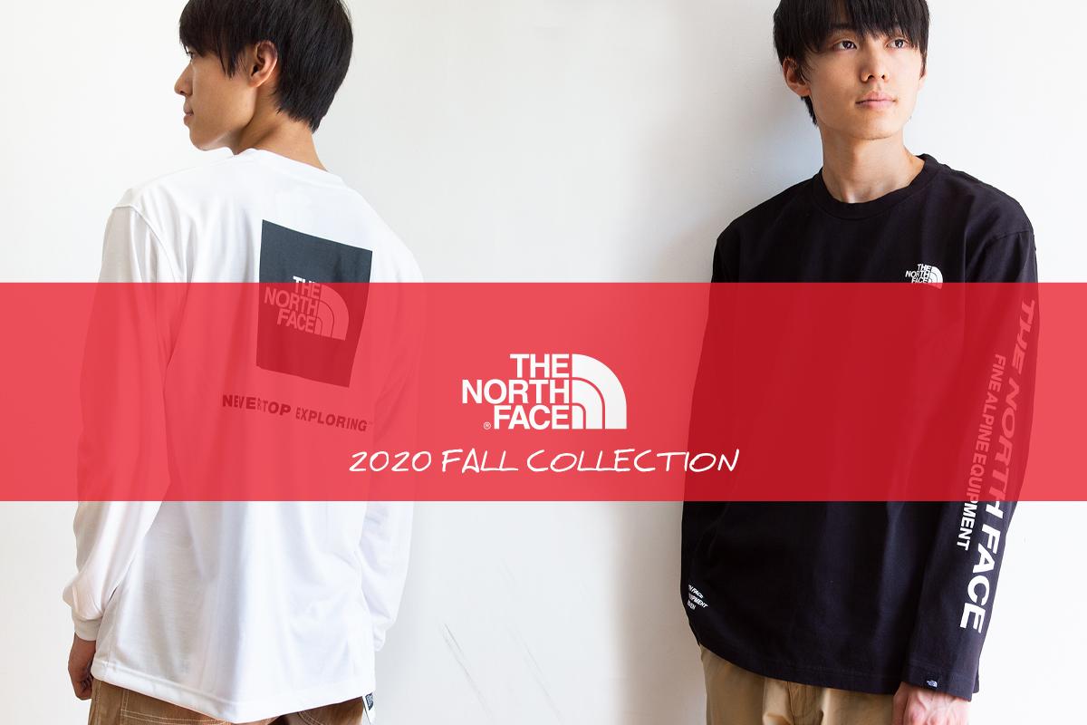 THE NORTH FACE 2020 FALLコレクション